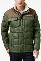 Free Country Men's Puffer Down Jacket for $20 + free s&h w/beauty item
