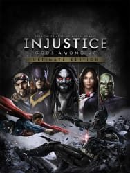 Injustice: Gods Among Us Ultimate Ed. for PC $4