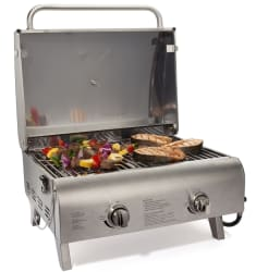 Cuisinart Chef's Style Stainless Table Grill $110