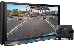 "Pioneer 7"" Receiver w/ Camera, $200 Newegg GC $595"