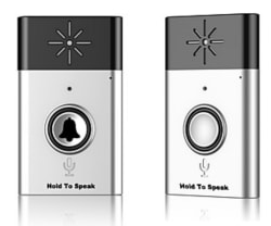 Napok H6 Wireless Intercom Doorbell for $16