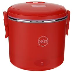 Electric Portable Cooker w/ Steamer Insert for $10