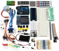 Uno R3 Basic Starter Kit for Arduino for $18