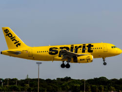 Spirit Airlines Fares to Southeast US from $80 RT