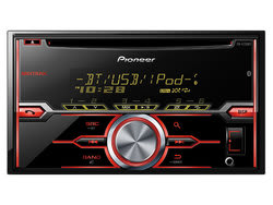 Pioneer Bluetooth In-Dash CD Receiver for $90