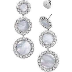 Tory Burch Deco Drop Earrings for $105