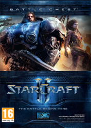 Starcraft 2 Battle Chest 2.0 for PC for $25