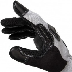 Black Rhino Men's Leather Driving Gloves for $9