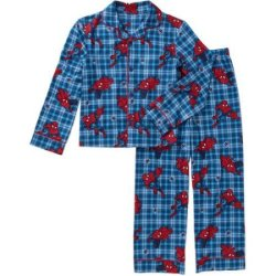 Marvel Spider-Man Boys' 2-Piece Pajama Set for $3