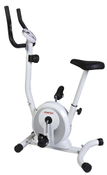 Merax Magnetic Upright Exercise Bike for $65