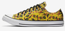 Converse Unisex Andy Warhol Sneakers for $28