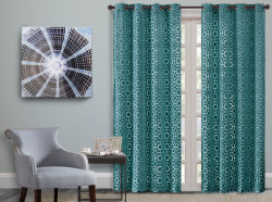 Art and Curtains at Designer Living: Up to 85% off