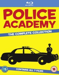 Police Academy: Complete Collection Blu-ray $13