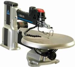 "Delta 1A 20"" Variable Speed Scroll Saw for $211"