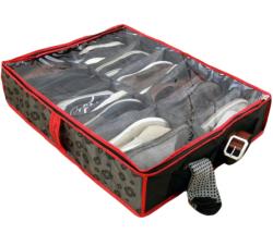 Samsonite 10-Pocket Under-Bed Shoe Organizer $10