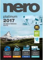 Nero 2017 Platinum for PC w/ Gaming Headset $30
