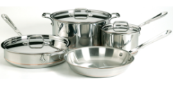 All-Clad Factory Seconds Cookware: 60% off or more