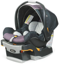 Chicco KeyFit 30 Infant Car Seat w/ Base for $140
