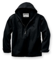Aramark Men's SteelGuard Hooded Jacket for $25 + free shipping