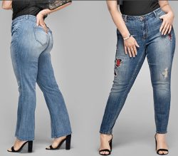 Lane Bryant Women's Jeans: Buy 1, get 50% off 2nd