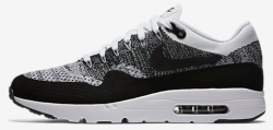 Nike Men's Air Max 1 Ultra Flyknit Shoes for $80