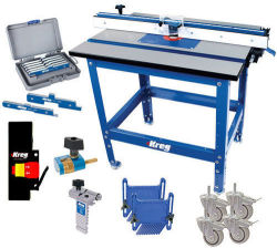 Kreg Precision Router Table w/ Accessories $536