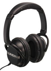LINDY Noise-Canceling Over-Ear Headphones for $60 + free shipping