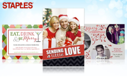 Custom Next-Day Holidays Cards from $8
