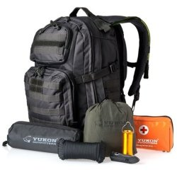 Yukon Outfitters Alpha 58-Piece Survival Kit for $80 + $5 s&h