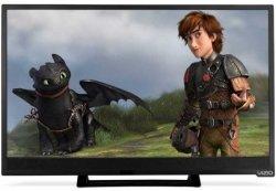 "Vizio 24"" 720p LED LCD HDTV for $118"