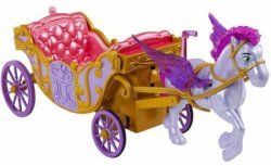 Disney Sofia The First Minimus And Carriage