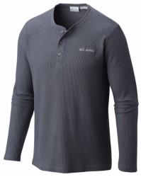 Columbia Men's Wikiup Waffle Henley Shirt for $18