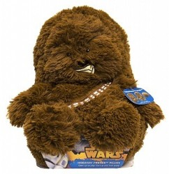 "Star Wars Chewbacca 14"" Hideaway Pet for $8"