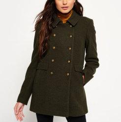 Superdry Women's Military Pea Coat