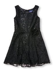 The Children's Place Girls' Sequin Dress for $10