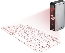 Celluon Portable Full-Size Virtual Keyboard $55