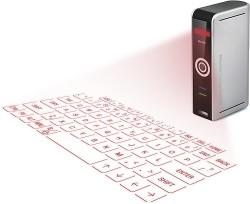 Celluon Portable Full-Size Virtual Keyboard $55