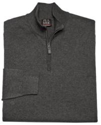 Jos. A. Bank Men's Quarter-Zip Sweater for $29