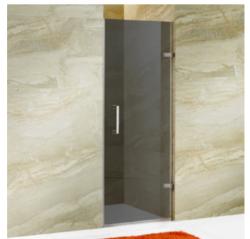 """Vigo SoHo 28"""" Frameless Shower Door for $379"""
