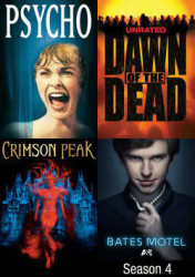 3 Horror Movies at Vudu for $15