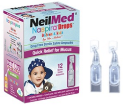 NeilMed Baby Naspira Drops Sample for free