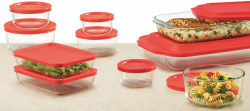 Pyrex 20-Piece Bake and Store Set for $20