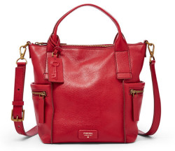 Fossil Emerson Medium Satchel for $138