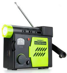 Enhance Emergency Weather Radio for $25