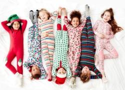 Hanna Andersson Kids' Organic Pajamas for $24