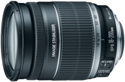 Refurb Canon EF-S 18-200mm f/3.5-5.6 Lens $300