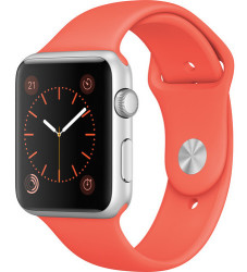 Apple Watch 42mm Sport Smartwatch for $200 + free shipping