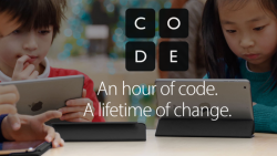 Hour of Code Workshop at Apple for free