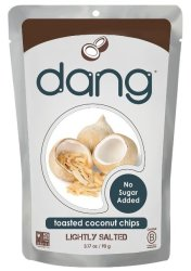 Dang Toasted Coconut Chips 3.17-oz. Bag