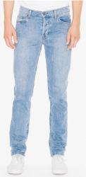 American Apparel Men's Classic Jeans for $47